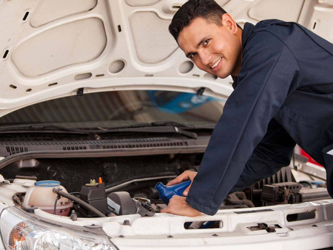 Oil Changes Keep Your Car Running Smoothly